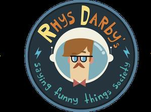 Rhys Darby's Saying Funny Things Society