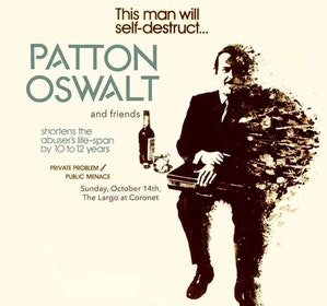 Patton Oswalt & Friends
